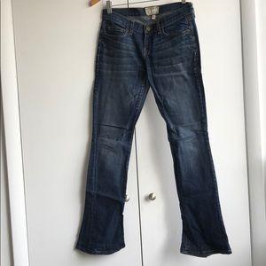 Current/Elliot Bootcut Jeans